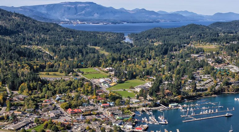 A Grown-Up Getaway in British Columbia's Gulf Islands