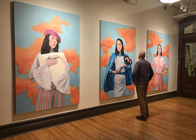 Découvrez les artistes francophones au Centre culturel Aberdeen