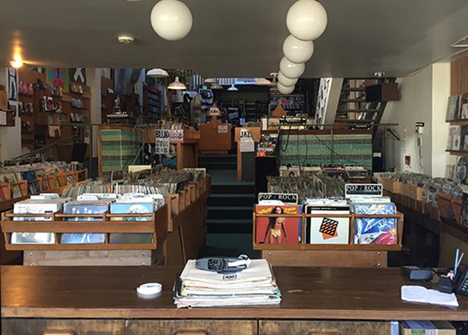 Zulu Records, Vancouver