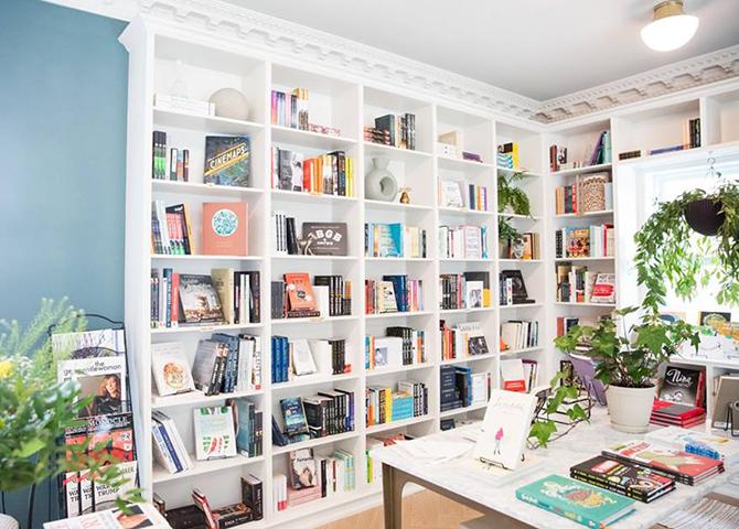 librairie St-Henri, Montreal