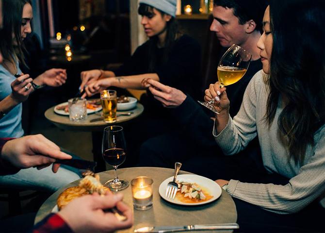 bar Loïc , St-Henri, Montreal