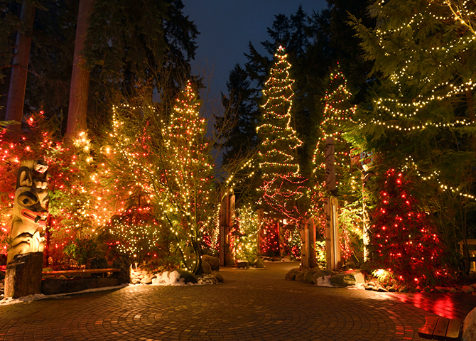 Canyon Lights Winter Festiva