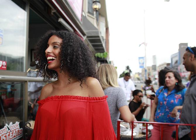Eden est blogueuse, organisatrice d'événements et créatrice de Black Foodie.