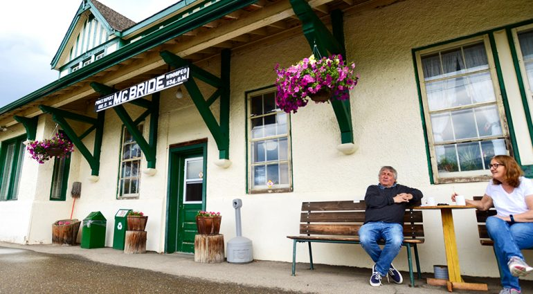 Rockies Meets Ranch Lands: Riding the Rails to B.C.'s Robson Valley