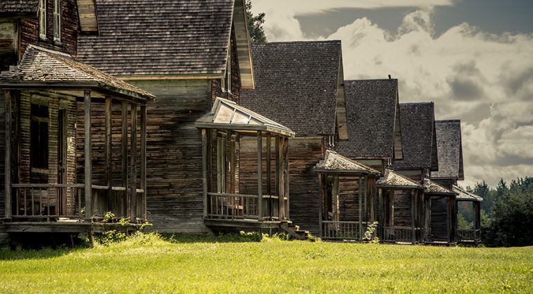 Spend the Night in Val-Jalbert, Canada's Best-Preserved Ghost Village