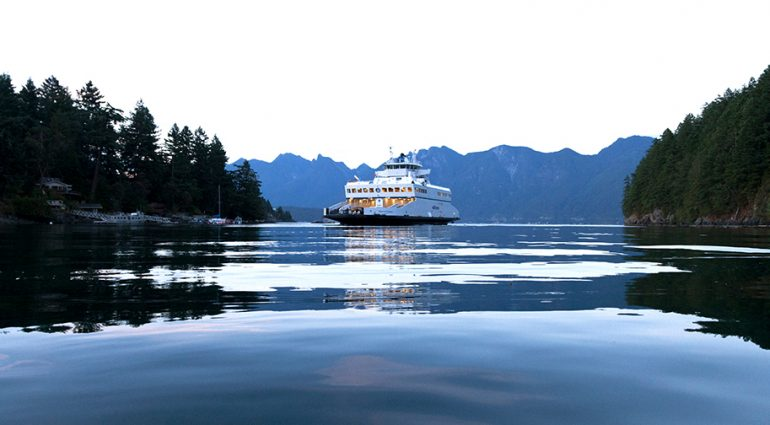 A feel-good wellness weekend on Bowen Island, British Columbia