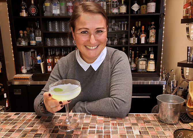 Fanny mixologist, Ateliers et Savuers, Montreal