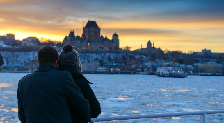 A Romantic Getaway in Québec City