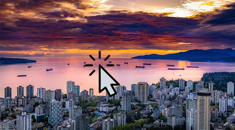 Vancouver, Virtually